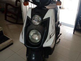 Yamaha Yw125 Blanca