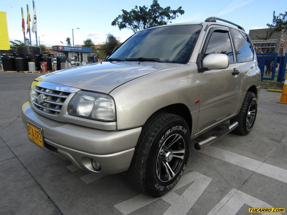 Chevrolet Grand Vitara Mt 1600 4x4