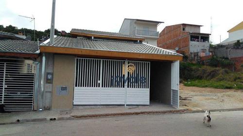 Casa Residencial À Venda, Jardim Dos Bandeirantes, São José Dos Campos. - Ca1036