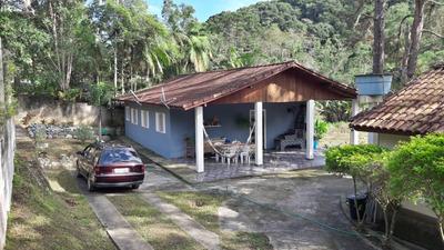 Chácara Com 02 Casas/lago/moradia/parcelado/ref: 04826