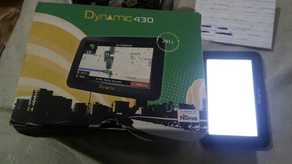 Gps Automotivo Dynamic 430