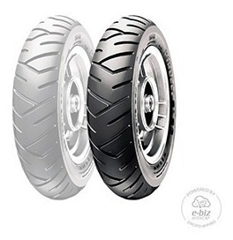 Cubierta 130 70 12 Pirelli Sl26 Zanella Styler 125  Sport