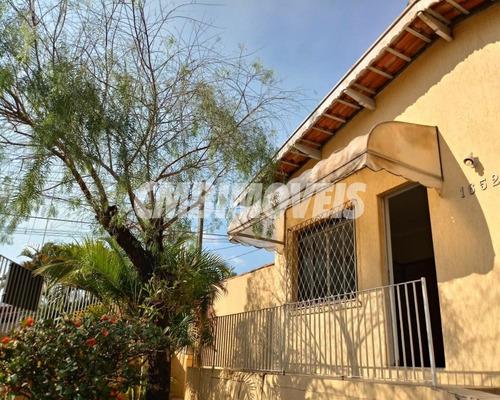 Casa À Venda Jardim Planalto 3 Dorms Campinas - Ca05920 - Ca05920 - 34295027