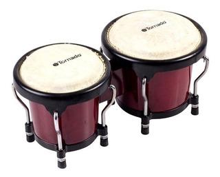 Bongo Tornado 4 X 5 Pulgadas Ideal Para Niños (musicplay)