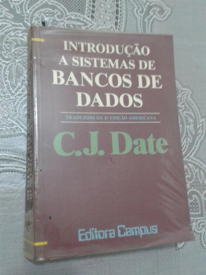 Livro Banco De Dados Date