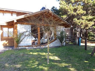 Cabaña De Cipres Y Piedra Con 500 Mts De Bosque