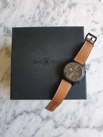 Relógio Bell & Ross Vintage Br126. Completo E Impecável!!