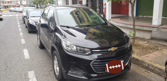 Chevrolet Tracker Año 2017