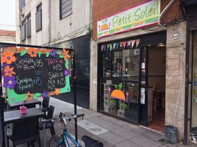 Venta Fondo De Comercio Bar Cafeteria Palermo Recoleta Up