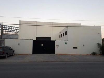 Bodega Industrial 730 Metros Apodaca Nuevo León