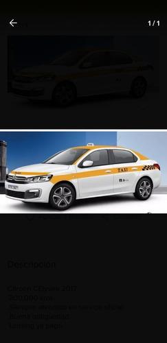 Taxi , Citroen Celysee Diesel 140.000 Km