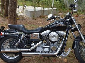 Harley-davidson Dyna Superglide Evolution 1998 (raridade)