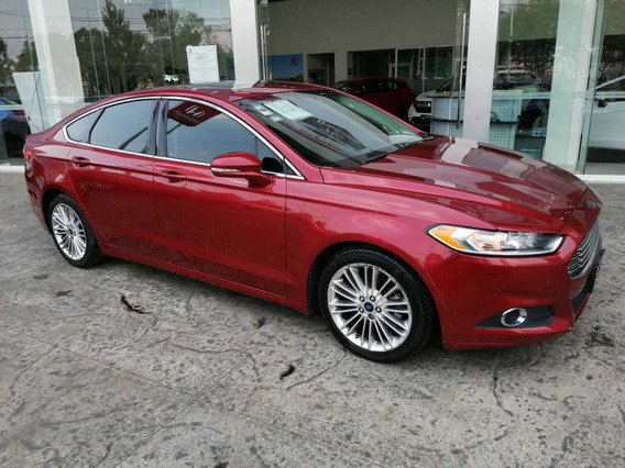 Ford Fusion 2016 2.0 Se Luxury Plus At