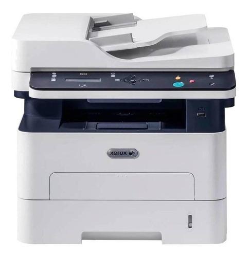 Imagem 1 de 4 de Impressora multifuncional Xerox B205 com wifi branca 110V
