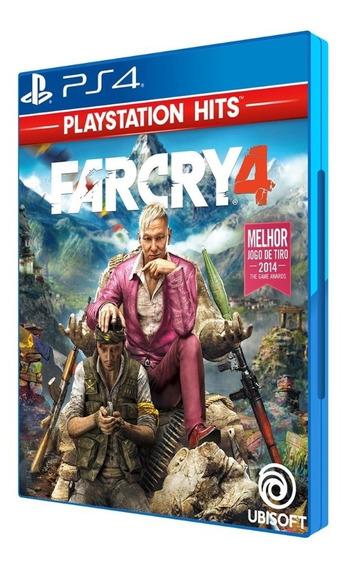 Jogo Far Cry 4 - Ps4