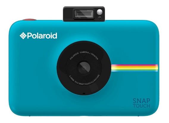 Polaroid Snap Touch-nova Versão Com Tela Touch-ver Video