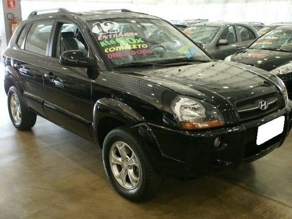Hyundai Tucson 2.0 Mpfi Gls 16v 143cv 2wd Gasolina 4p Aut.