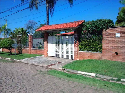 Chácara Para Venda E Locação No Condomínio Santa Inês Em Itu. - Ch0287