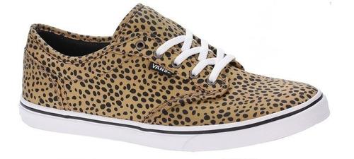 vans mujer zapatillas leopardo