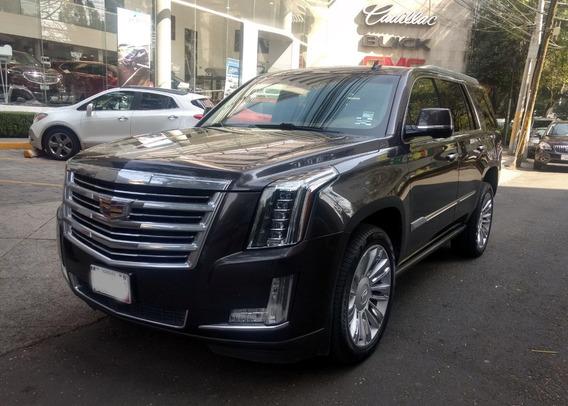 Cadillac Escalade Suv 6.2 Platinum 2016