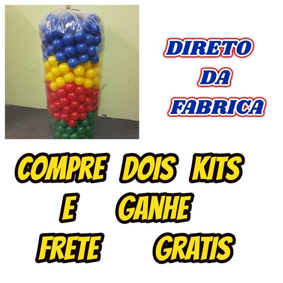 Bolinha P/piscina Tombo Legal Direto Da Fabrica Kit C/250