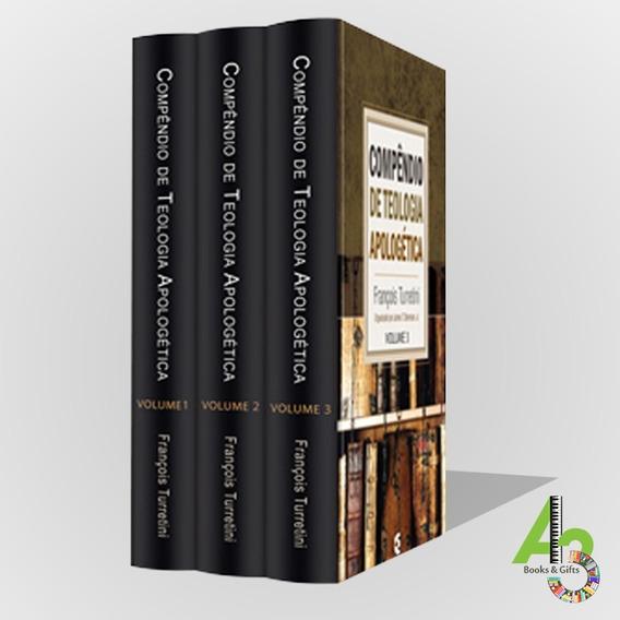 Lr12 Compêndio De Teologia Apologética (3 Vol) C. Cristã