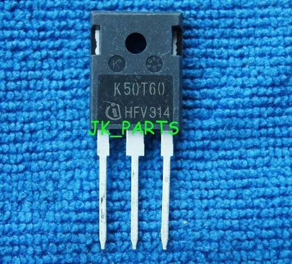 Transistor Igbt K50t60 / Ikw50n60t To-247