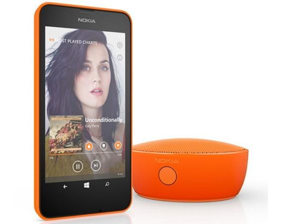 Caixa De Som Bluetooth Nokia Md-12