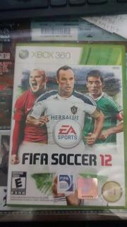 Fifa Soccer 2012 Xbox 360