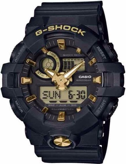 Relógio Casio G Shock Ga 710b 1a9dr Original Nfe + Garantia