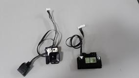 Teclado, Sensor Do Controle, E Placa Wi-fi Da Tv Un55mu6100g