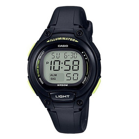 Relógio Casio Feminino Digital Lw-203-1bvdf