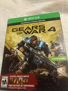 Gears Of War 4 Edición Ultimate