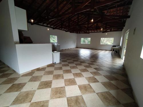Sítio Para Venda Em Guararema, Capoeirinha, 4 Dormitórios, 1 Suíte, 1 Banheiro, 10 Vagas - R016_2-1044984