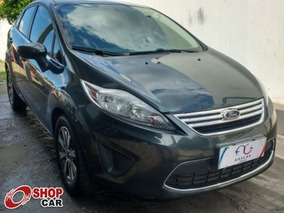 Ford Fiesta Sedan 1.6 Fly Flex 4p - Preto