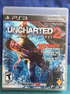 Uncharted 2 Ps3. Envíos Todo Chile