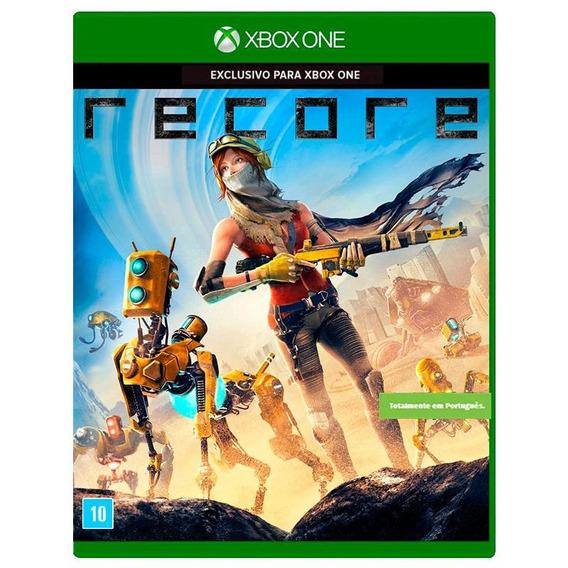 Game Recore - Xbox One Totalmente Em Português