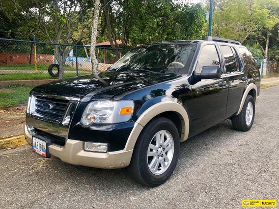 Ford Explorer Blindada