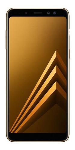 Samsung Galaxy A8 (2018) Dual SIM 64 GB Dourado 4 GB RAM