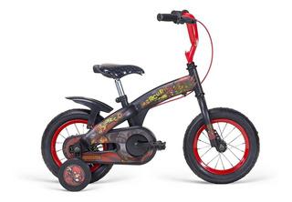 Bicicleta R12 Mercurio Broncco Para Niño
