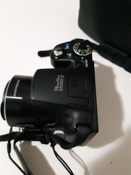 Canon Powershor Sx 500 Is