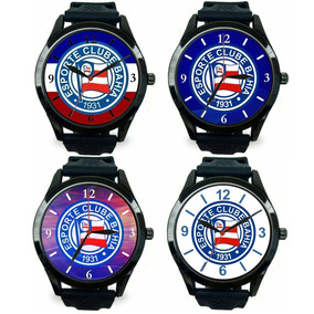 Kit 4 Relógios Pulso Esportivo Masculino Bahia Barato Oferta