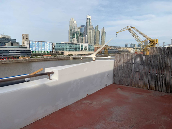 Oficina Puerto Madero - Terraza Al Dique - Dueño Alquila