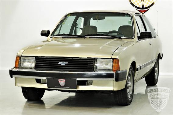 Gm Chevette Sl 1.6 Gasolina - 1985 85 - Dourado - Baixa Km