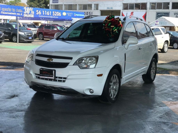Chevrolet Captiva Sport 3.0l Aut Q/c V6 2012 Blanca
