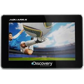 Gps Automotivo Aquarius Discovery 4.3 Tv Digital Câmera Ré