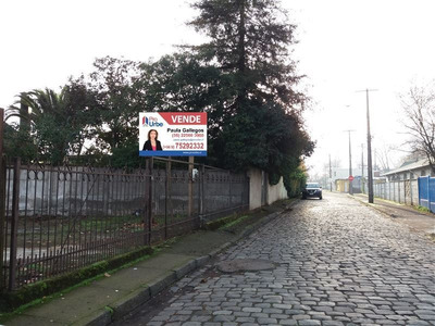Sitio En Arriendo En Chillán