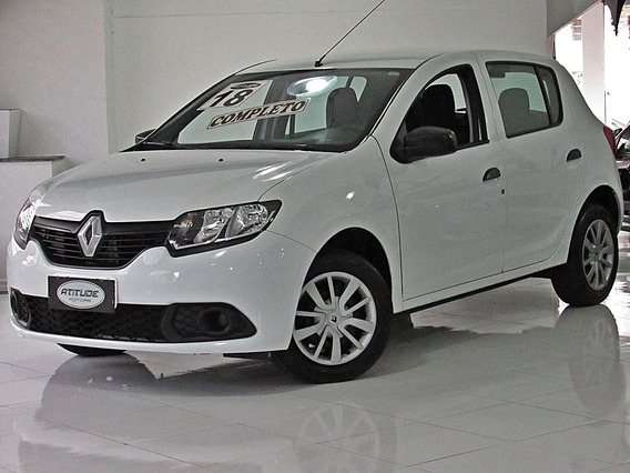 Renault Sandero 1.0 12v Sce Flex Authentique 2018