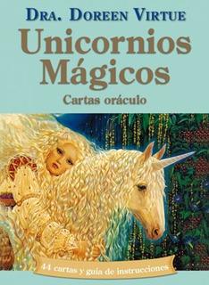 Unicornios Mágicos 44 Cartas Oráculo + Guía - Doreen Virtue
