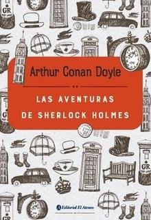 Aventuras De Sherlock Holmes, Las - Arthur Conan Doyle
